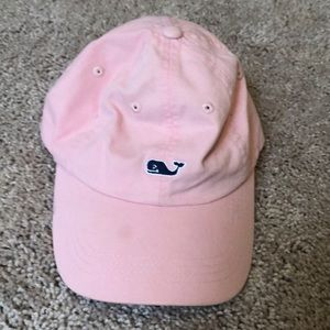 Vineyard Vines pink hat